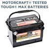 Motorcraft® Tested Tough® Max Battery