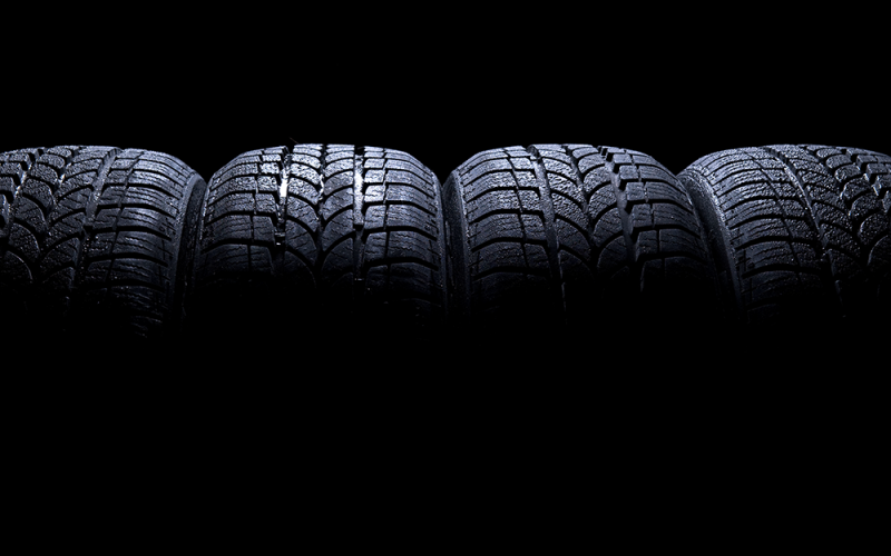 Buy Four Select Goodyear or Pirelli Tires®