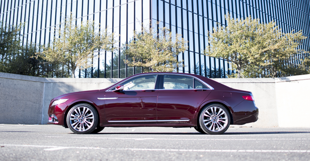 2017 Continental is Built for You