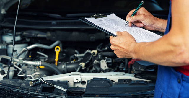 Schedule A Physical For Your Vehicle This Winter