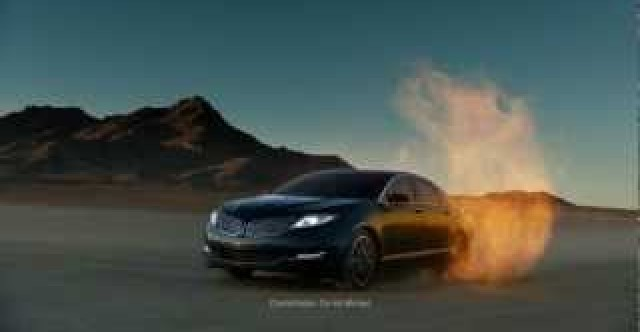 "2013 Lincoln MKZ ""Phoenix"" commercial"
